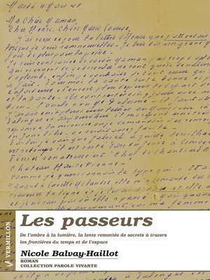 cover image of Les passeurs