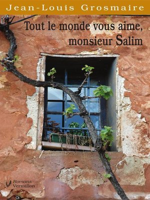 cover image of Tout le monde vous aime, monsieur Salim