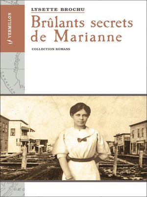 cover image of Brûlants secrets de Marianne