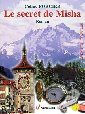 cover image of Le secret de Misha