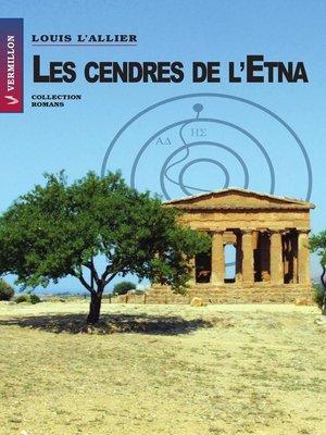 cover image of Les cendres de l'Etna