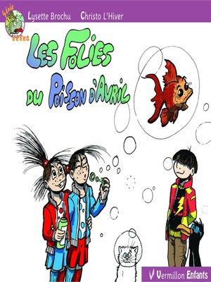 cover image of Les folies du poisson d'avril