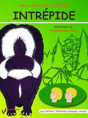 cover image of Intrépide