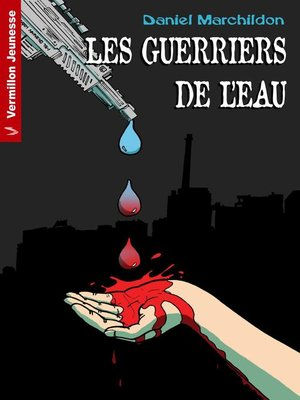 cover image of Les guerriers de l'eau