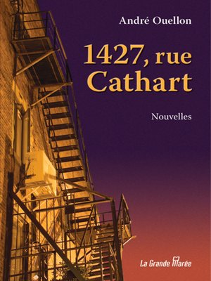 cover image of 1427, rue Cathart