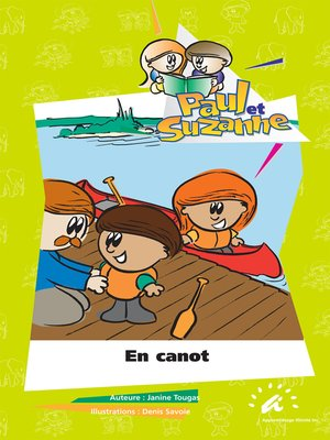 cover image of En canot