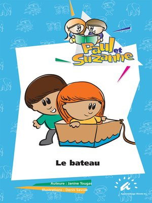 cover image of Le bateau