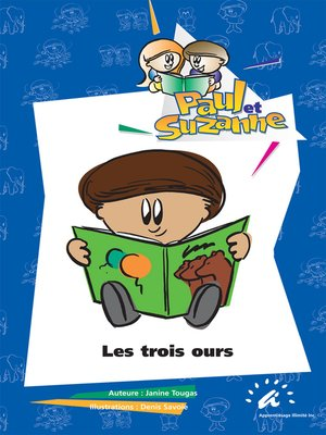 cover image of Les trois ours