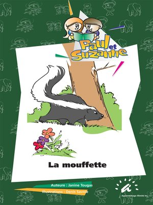 cover image of La mouffette