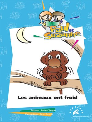 cover image of Les animaux ont froid