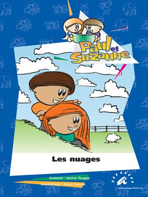 cover image of Les nuages
