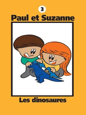 cover image of Les dinosaures