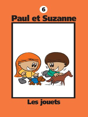cover image of Les jouets
