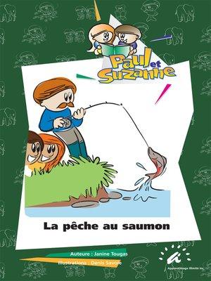 cover image of La pêche au saumon