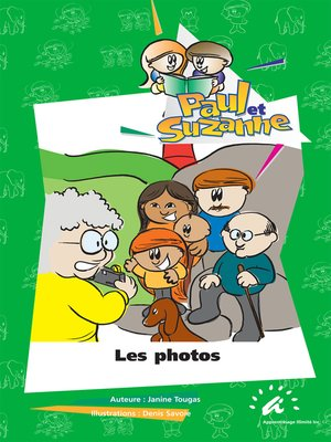 cover image of Les photos