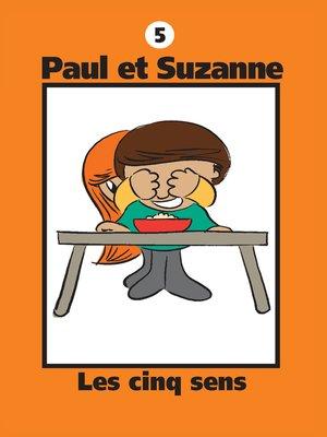 cover image of Les cinq sens