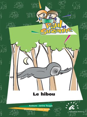 cover image of Le hibou