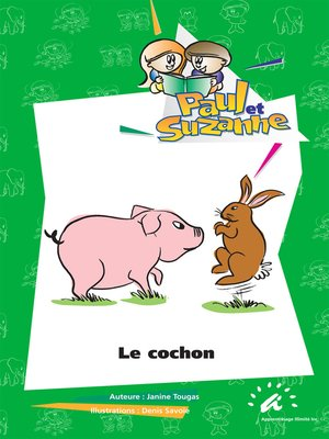 cover image of Le cochon