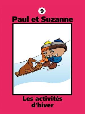 cover image of Les activités d'hiver