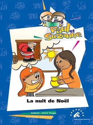 cover image of La nuit de Noël