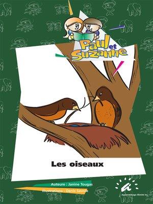 cover image of Les oiseaux