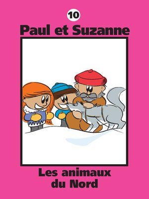 cover image of Les animaux du Nord