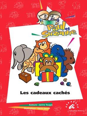 cover image of Les cadeaux cachés