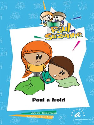 cover image of Paul a froid