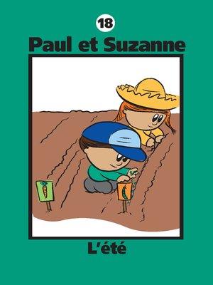 cover image of L'été