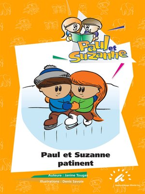 cover image of Paul et Suzanne patinent