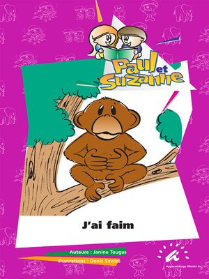 cover image of J'ai faim