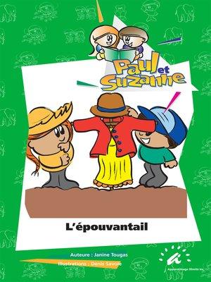 cover image of L'épouvantail