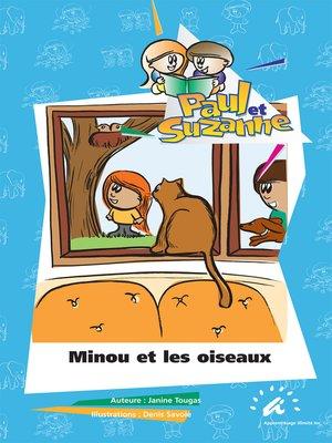 cover image of Minou et les oiseaux