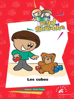 cover image of Les cubes