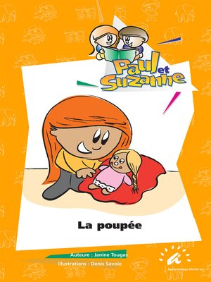 cover image of La poupée