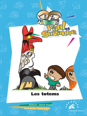 cover image of Les totems