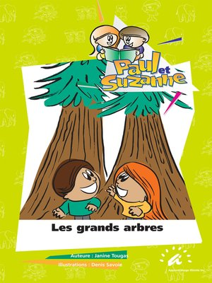 cover image of Les grands arbres