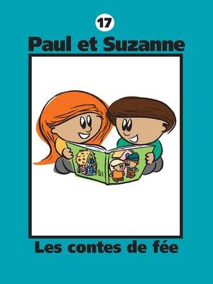 cover image of Les contes de fée