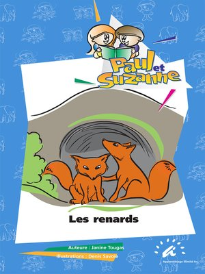 cover image of Les renards