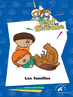 cover image of Les familles