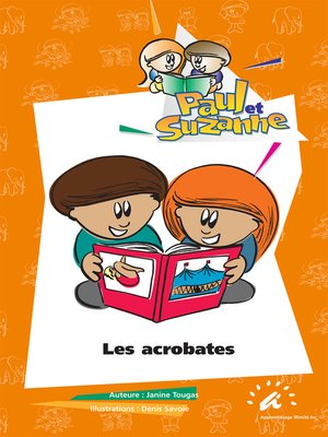 cover image of Les acrobates