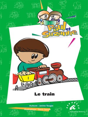cover image of Le train