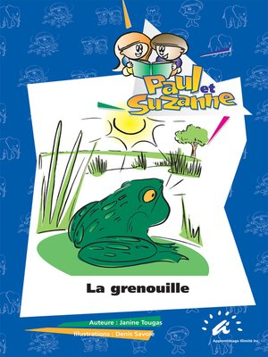 cover image of La grenouille