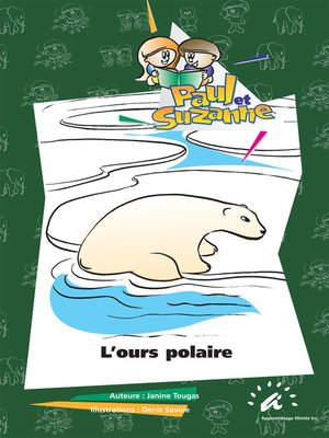 cover image of L'ours polaire