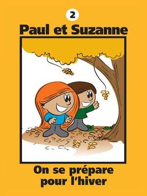 cover image of On se prépare pour l'hiver