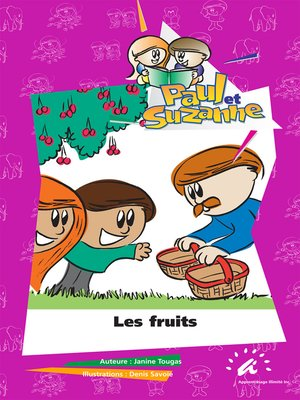 cover image of Les fruits