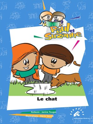 cover image of Le chat