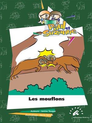 cover image of Les mouflons