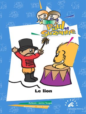 cover image of Le lion