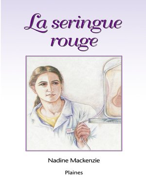 cover image of La seringue rouge